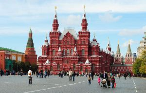 Red Square by VeronaDi