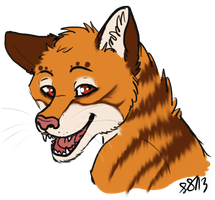 CO :: Tigerpelt by ImHerMonster