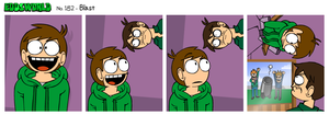 EWCOMIC No. 182 - Blast by eddsworld