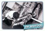 Art Hustle Trading Card by JimMahfood-FoodOne