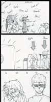 Wesker come on! by MaliceAndMacarons