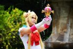 Sailor Moon: The Holy Grail by Gaaaooo
