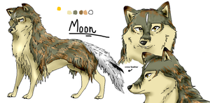 Moon Wolf by moonwolf03