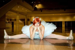 :Princess Tutu: Pouty Princess by AlouetteCosplay