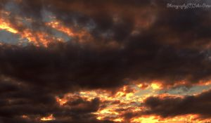 Sky Sunset by John-Peter