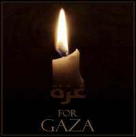 For Gaza by Sharoof
