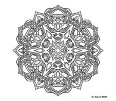 Ornate Beginning by Mandala-Jim