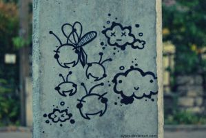 ants by Sylwe