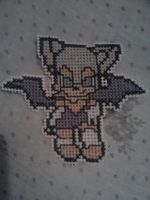Rouge Cross Stitch by KaoruMiuki