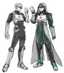 Humanized Shockwave and Long arm by tttttengo