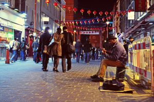 China town by Magiamal