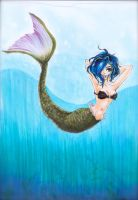Mermaid by Artby-FenixCherry