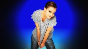 Emma Watson Out of the Blue by Dave-Daring