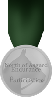 North of Asgard Endurance Participations by Moshpikachu