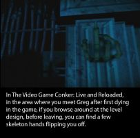 Conker Live and Reloaded hidden reference by SpongicX