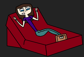 Tickle Chair by Demonqueen23