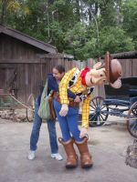 Giant Woody Doll by kolidescope