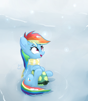 Share Winter With Me? by Blastdown