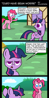 Curd have bean worse by Xylophon