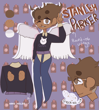 -OC Ref- Stanley by ParchedSoup