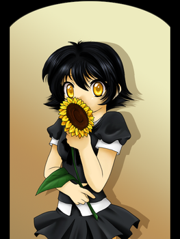 Alice - Sunflower by Robbuz