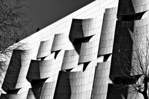 Fish-scales Building by a3t3rnum