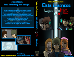 Data Warriors: Legend of the Trinity Cover by Aileen-Rose