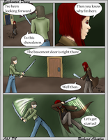 Enchanted Dawn -- Chapter 1, Page 8 by Inatervo