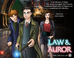 Harry Potter: Law And Auror by Hawkstone