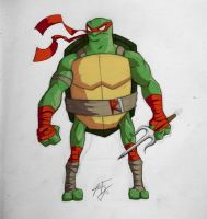 TMNT Ralph by DirkPower