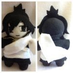 Zeref Dragneel Plush | For Sale by LeslysPlushes