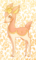 Spring Deerling by Pace-Eterna
