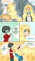 Fionna's Fear:The Lost Hat by Pink4Evurrr