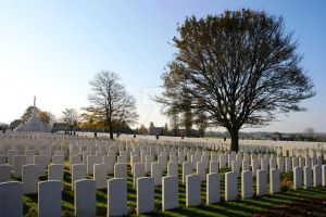 Tyne Cot Cemetery by Emz-Photography