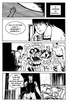 Acrobats, Page 3 by agentagnes