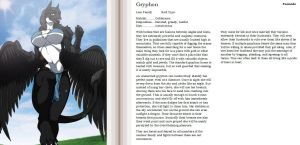 Gryphon by PirateRaider