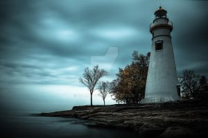 Marblehead Lighthouse by Brannden