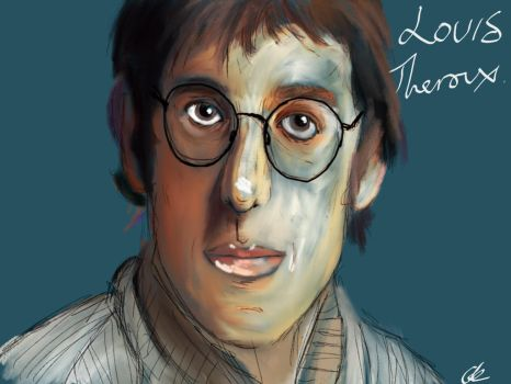 Louis Theroux (Blue) by ShortBackAndSides