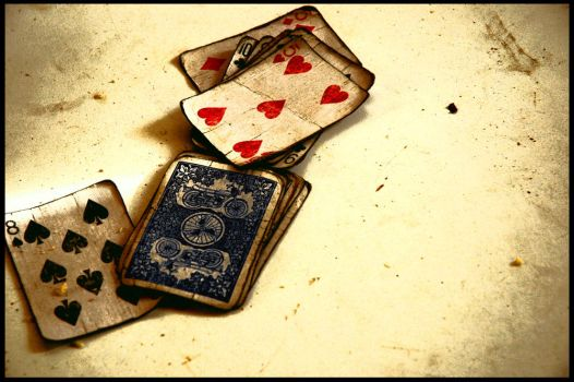 Playing Cards by JohnLobster