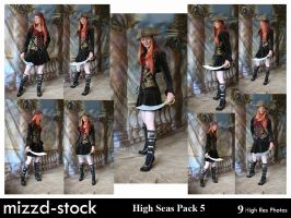 High Seas Pack 5 by mizzd-stock