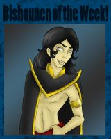 Bishounen of the Week Moz by ViridianSoul