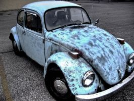 VW Bug -HDR- by tripptaylor