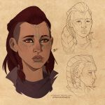 Inquisitor Trevelyan by Javadoodle