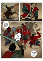 Ronin Blood 06 by EMPAYAcomics