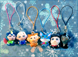 RoTG Clay Charms by Comsical