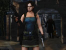 Jill Valentine wallpaper 23 by ethaclane