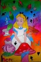 Alice... by october84stardust