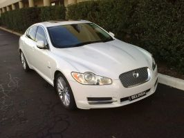 Jaguar XF by TricoloreOne77