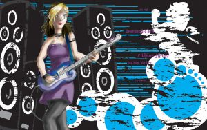 Lithium Rocker by Lady-Mage