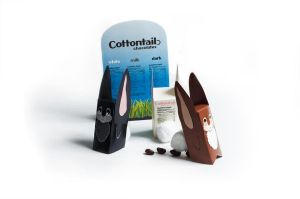 Cottontail Packaging In Action by funsizeddesign